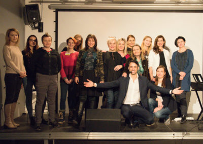 public speaking w warszawie
